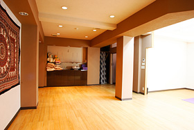 ヨガスタジオ エンジェリックスペース スタジオ西川口の画像